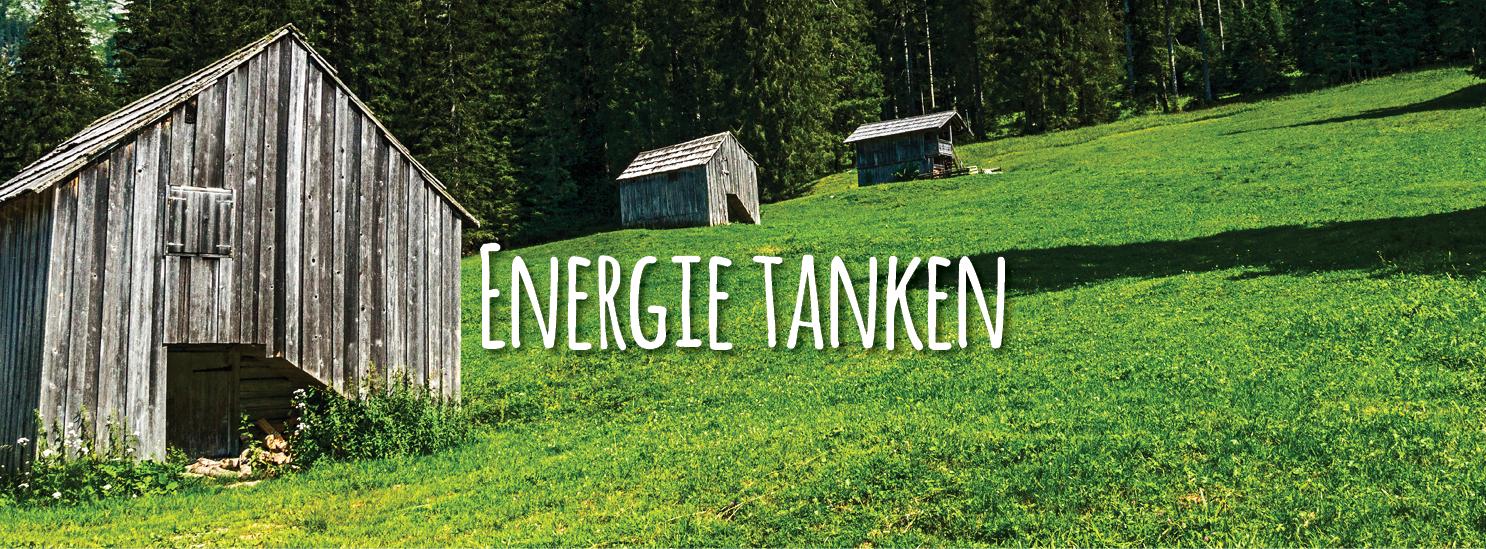 Energie tanken