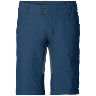 Vaude Mens Tremalzo Shorts II fjord blue