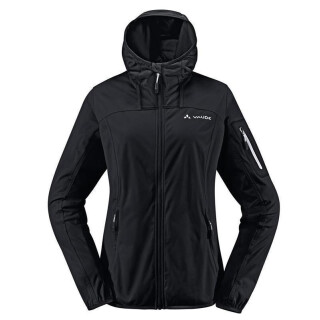 Womens Durance Hooded Jacket black