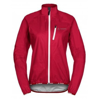 Vaude Womens Drop Jacket Indian red III