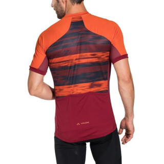 Vaude Mens Advanced Tricot IV salsa/red