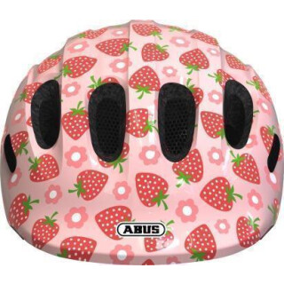 ABUS Smiley 2.1 Kinderhelm rose strawberry