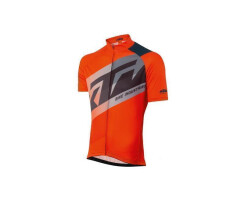 KTM Factory Line Renntrikot Orange/Grey