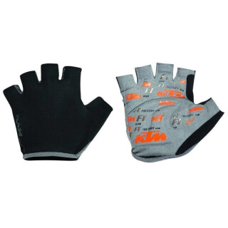 XL KTM MTB Kurzfinger Handschuh schwarz orange Größe S L M XXL
