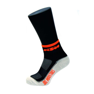 KTM Factory Line Socken schwarz/orange