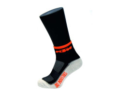 KTM Factory Line Socken schwarz/orange (40-43)