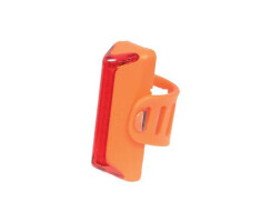 KTM LED 180 Silikon Rear Light USB, orange