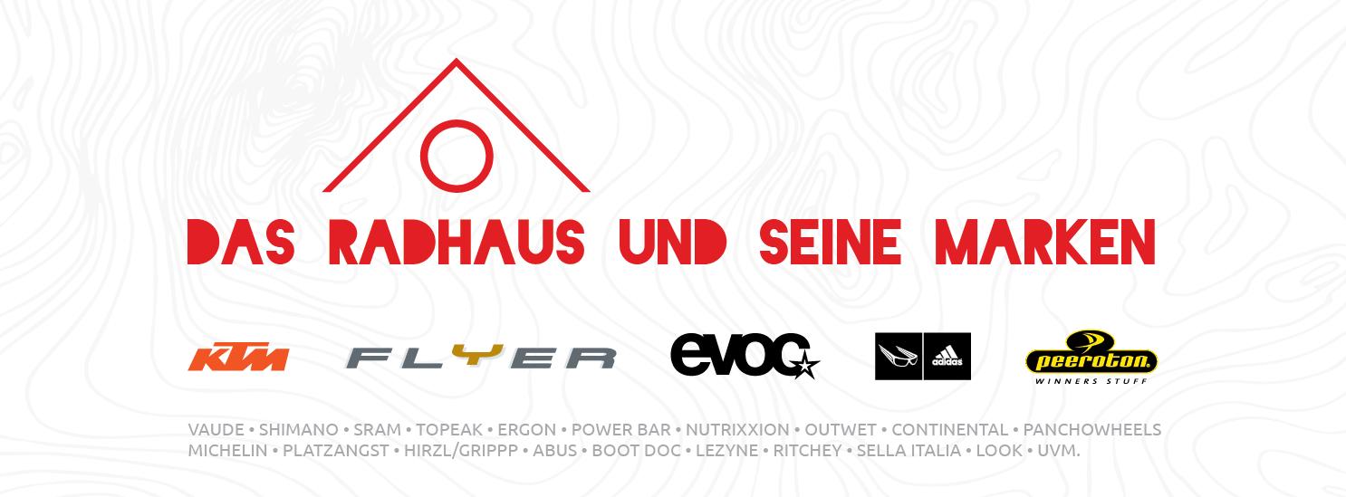 Radhaus und seine Marken
